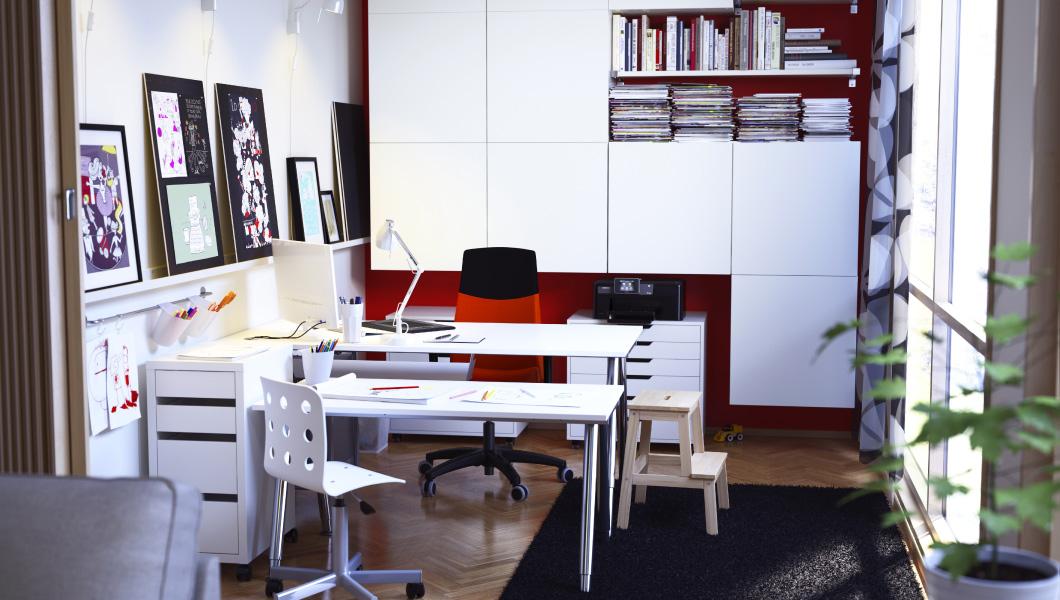 Arbeitszimmer einrichten ikea  Home Decor ideeën » ikea arbeitszimmer | Sukhsagargoa